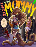 The DiDtectives: Return of the Mummy