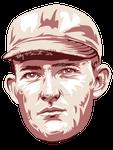 Rogers Hornsby MLB HoF portrait