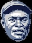 Pop Lloyd MLB HoF portrait