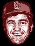 Carl Yastrzemski MLB HoF portrait
