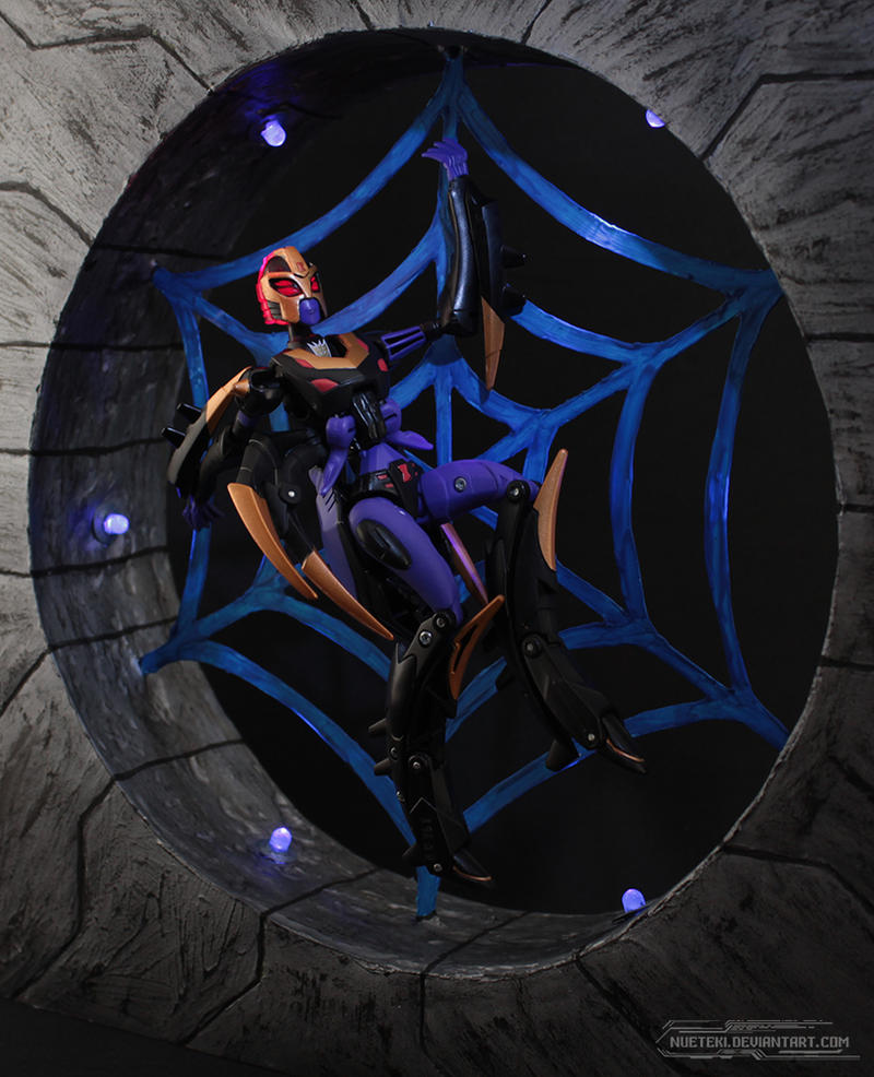 The Web by Nueteki