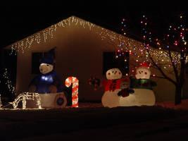 Christmas Cheer 15 by BlueDragon1