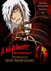 Zero- Nightmare On Elm Street by CaptainKaspurr