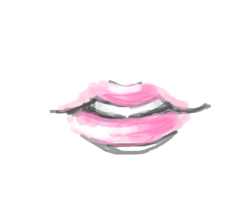 lips by xMADMATEx