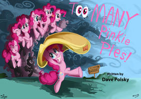 Pink storm :FIM title cards series by Jowybean