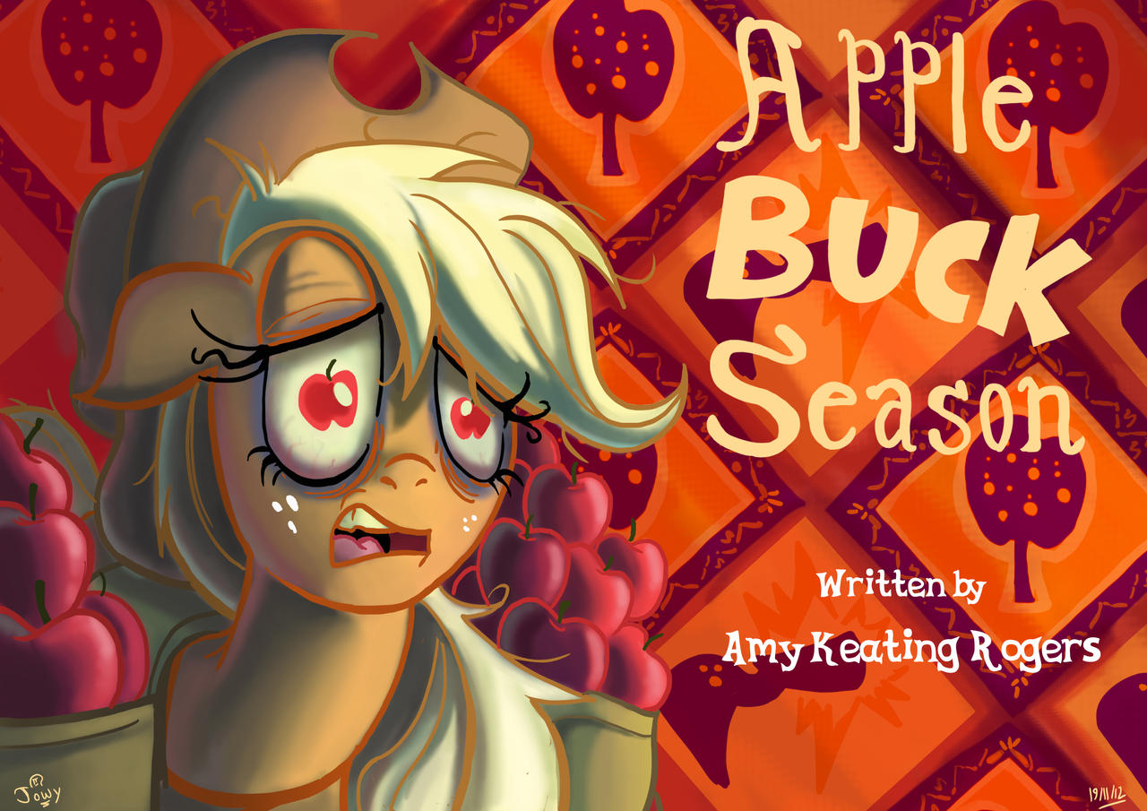 StubbornJack :FIM title cards series by Jowybean