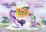 A little too early Twi:FIM title cards series