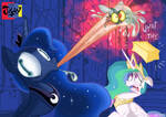 Just an normal day at the Canterlot castle
