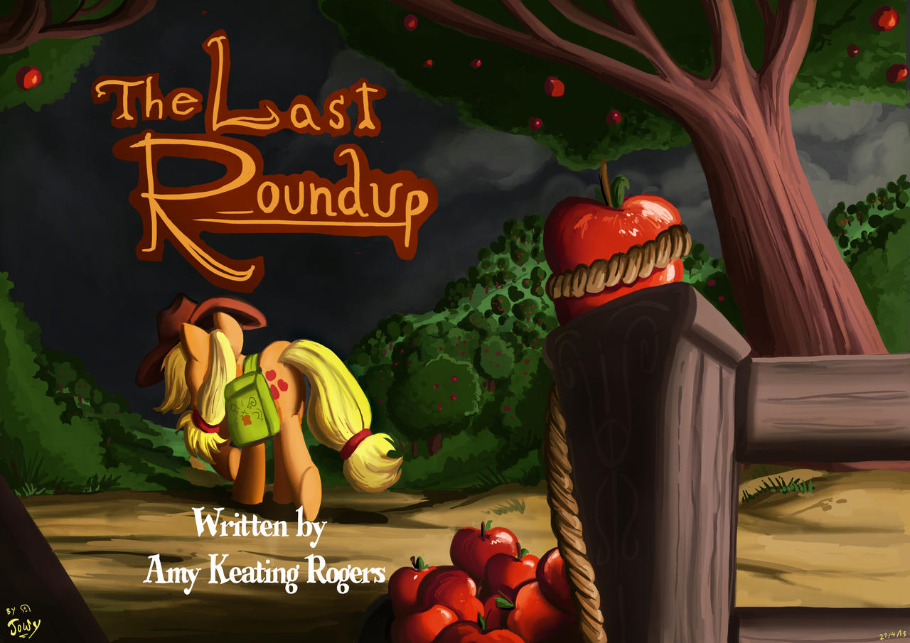 Who needs Apples :FIM title cards series by Jowybean