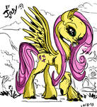 ITS FLUTTERBY