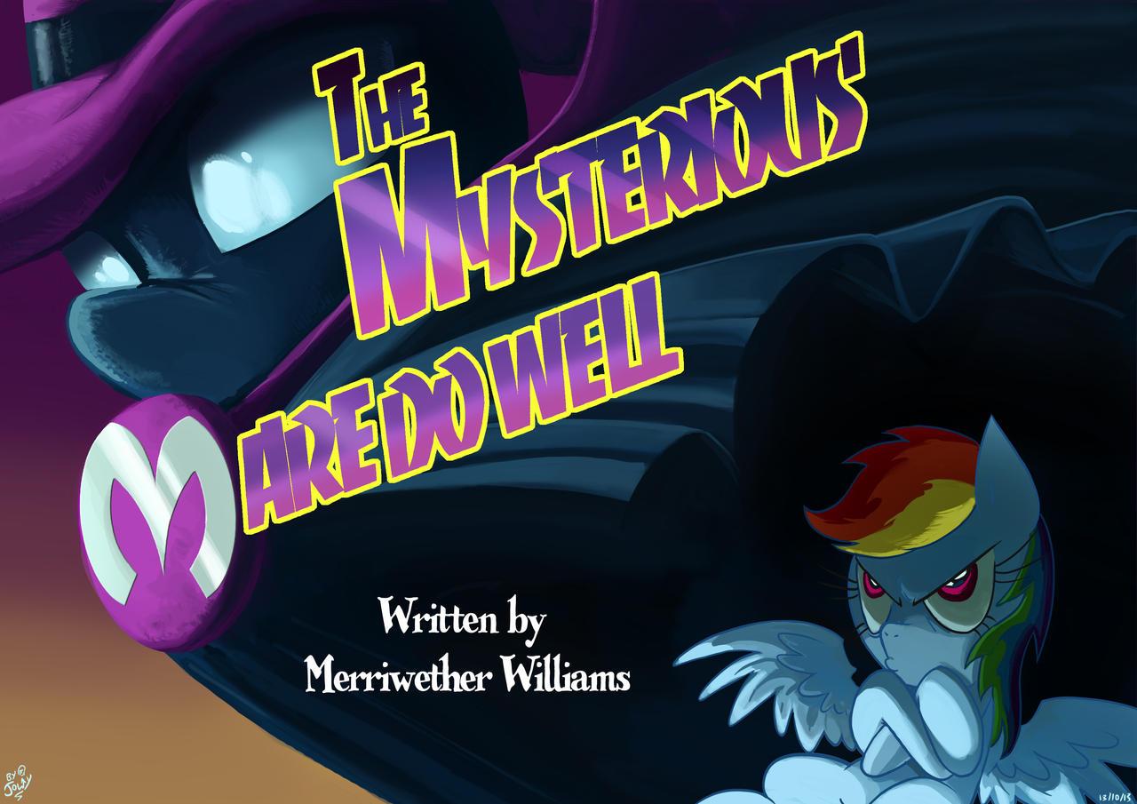 Rainbow 'Danger' Crash :FIM title cards series by Jowybean