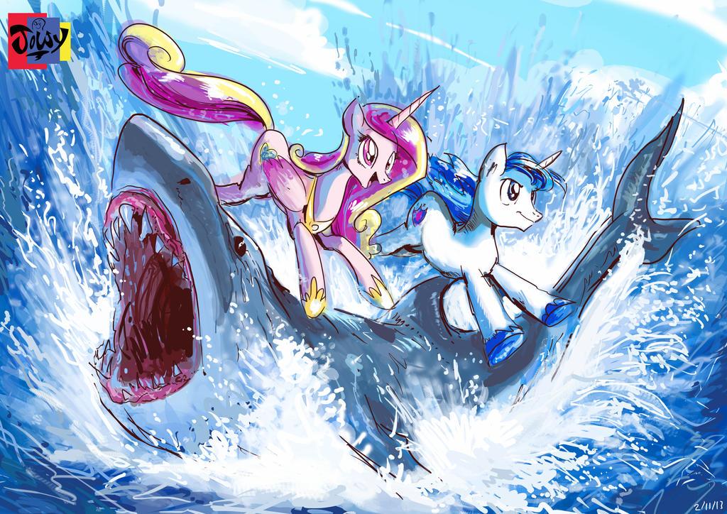Royals JUMP the Shark