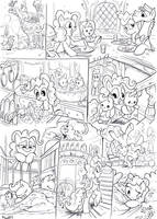 A Day in Equestria for Pinkie page 4 by Jowybean
