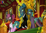 An Imperial Changeling family