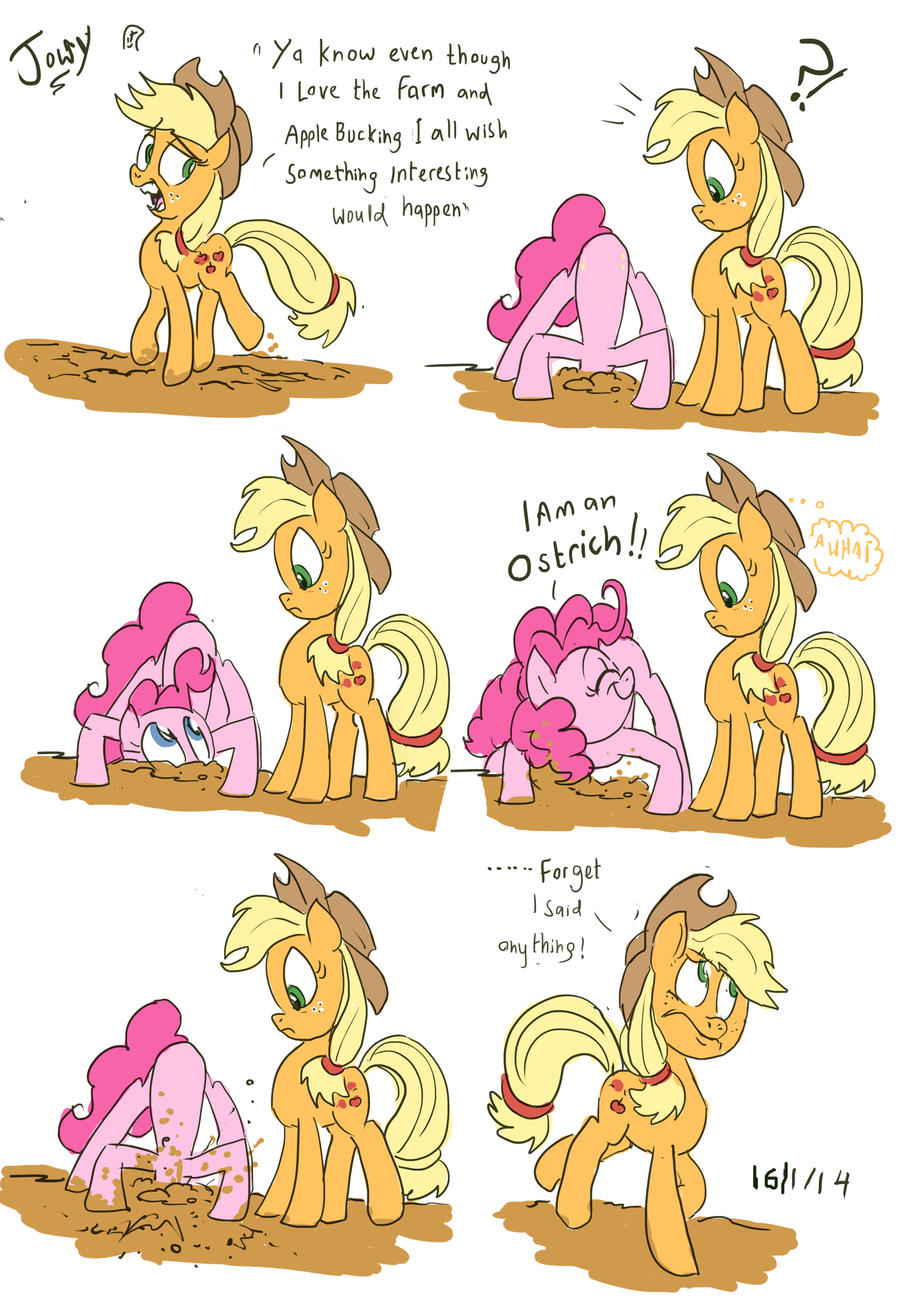 Somepink happen by Jowybean