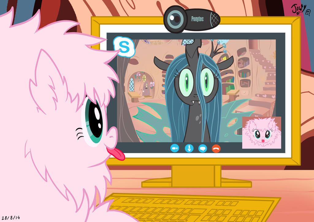 Skype Puff Commission