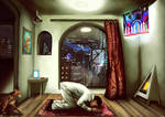 Middle East 2050: Praying
