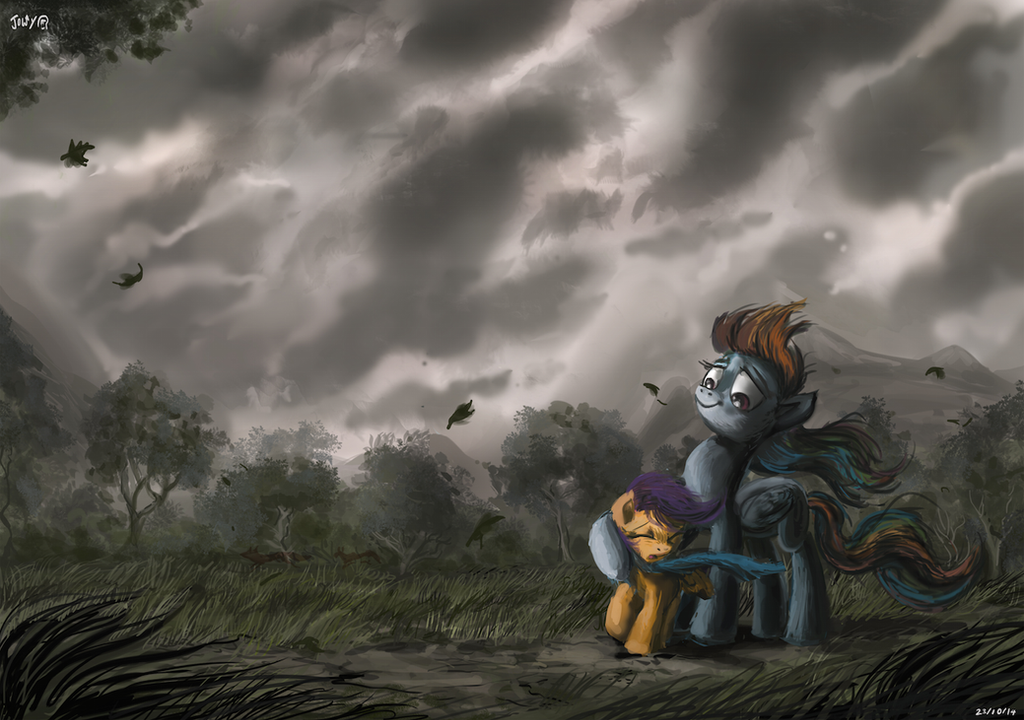 Protection by Jowybean