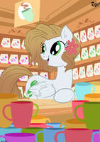 Tea Pegasus by Jowybean
