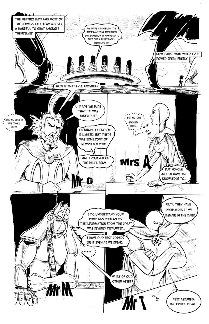 Humanisation.com issue one page 17 by Jowybean