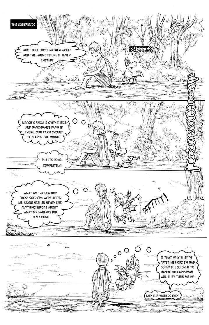 Humanisation.com issue one page 18 by Jowybean