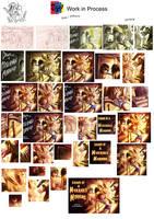 Die or be Expelled card: WIP by Jowybean