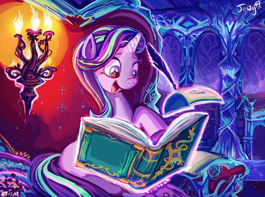 Studylight by Jowybean