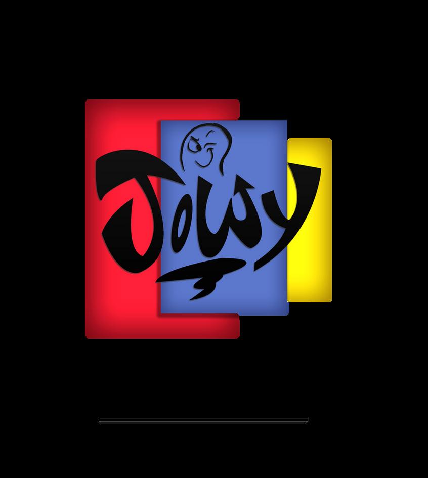Jowybean studios logo black by Jowybean