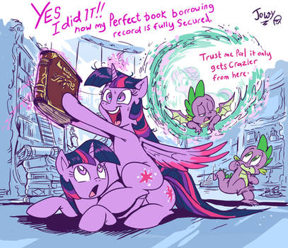 Late Problem solved by Jowybean