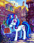 Slice of Equestria 2 by Jowybean