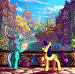 Slice of Equestria 4 by Jowybean