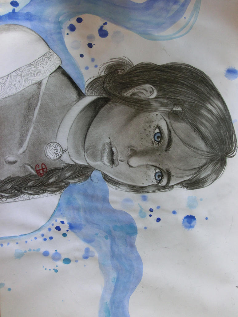 Katara by SquigglyButterfly