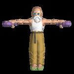Dragon Ball FighterZ - Master Roshi (Render 3D) 4K by HiGuys920