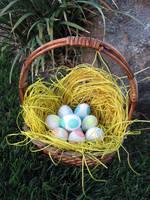 Yoshi Eggs by teh-yoshi