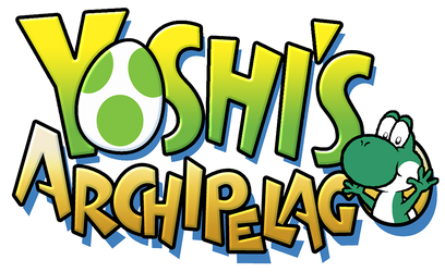 Yoshi's Archipelago Logo by teh-yoshi