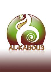 Al-Kabous logo by GoldenDune