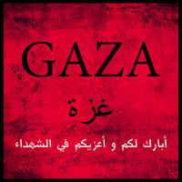 GAZA by GoldenDune
