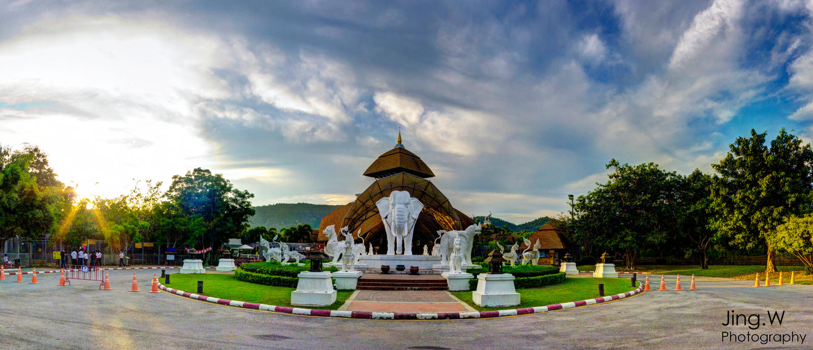 Chiang Mai Night Safari (Day) by afterfxpro on DeviantArt