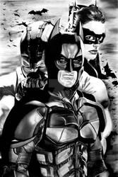 The Dark Knight Rises...second version