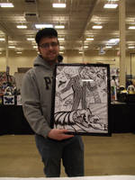 Sold my first original!!! by bmac78
