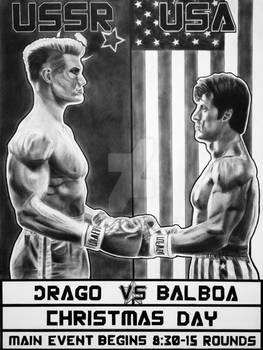 Drago vs. Balboa