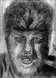 The Wolfman by bmac78