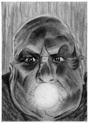 Uncle Fester by bmac78