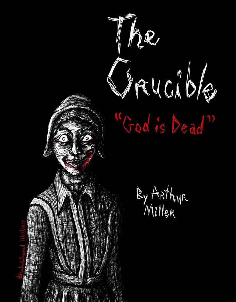 The crucible book