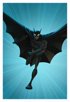 Beware the Batman. by evilfranco