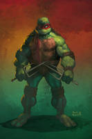 Raphael by evilfranco