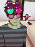 Stealer Sunglasses (literally)