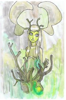 magical woodland creature