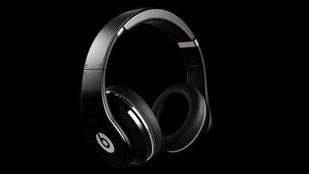 Headphones Beats Studio Test