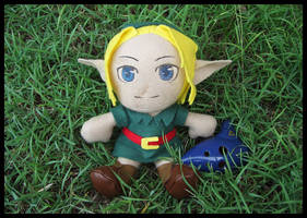 Link UFO Doll by Jequila